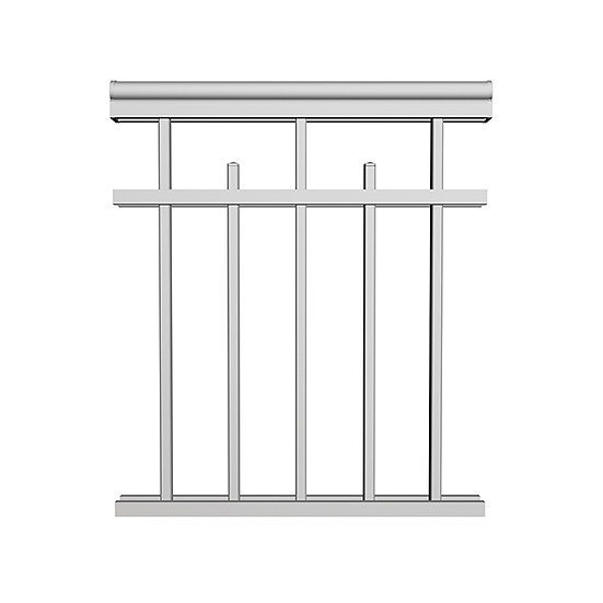 Aluminum Picket Railing | RCD21