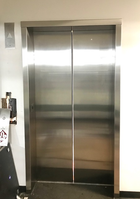 elevator stainless