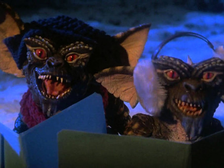 GREMLINS (1984), Christmas, and the dark side of nostalgia.
