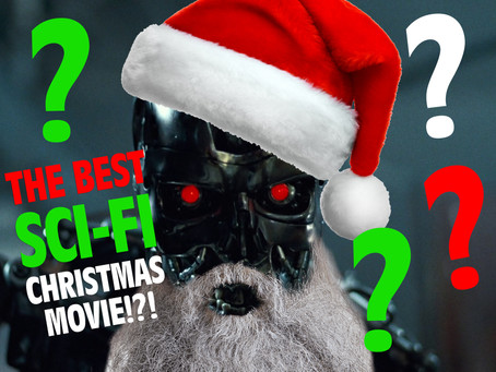 Christmas, THE TERMINATOR (1984), and the End of the World.