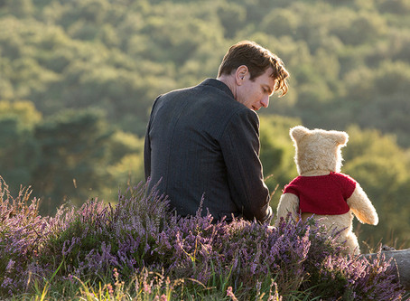 The ( ________ ) Gospels Spotlight: Christopher Robin