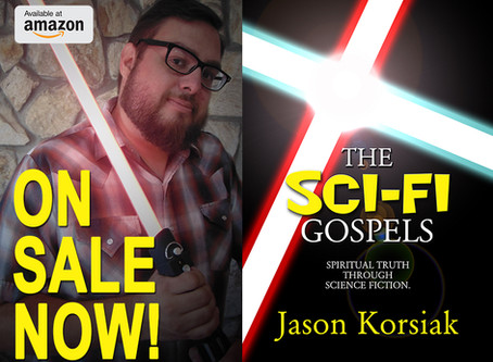 NOW AVAILABLE! The Sci-Fi Gospels