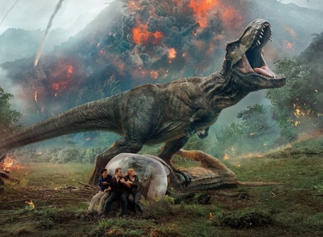 The ( ________ ) Gospels Spotlight: Jurassic World: Fallen Kingdom