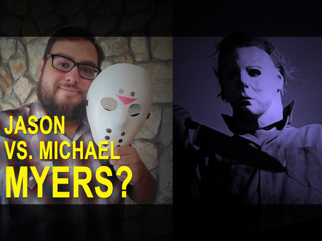 HALLOWEEN (1978) and that time I had a drink with Michael Myers