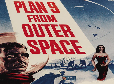 PLAN 9 FROM OUTER SPACE (1959) and Counting the Cost