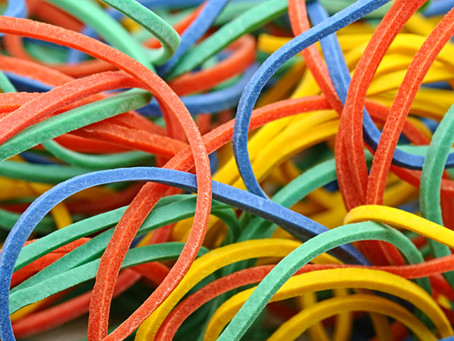 The Rubber Band Man