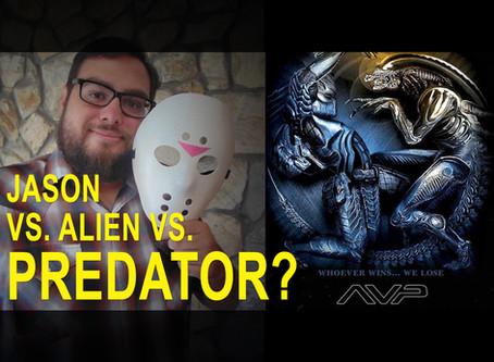 ALIEN VS. PREDATOR (2004) and Overcoming Your Enemy