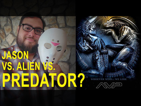 ALIEN VS. PREDATOR (2004) and Overcoming Your Enemy