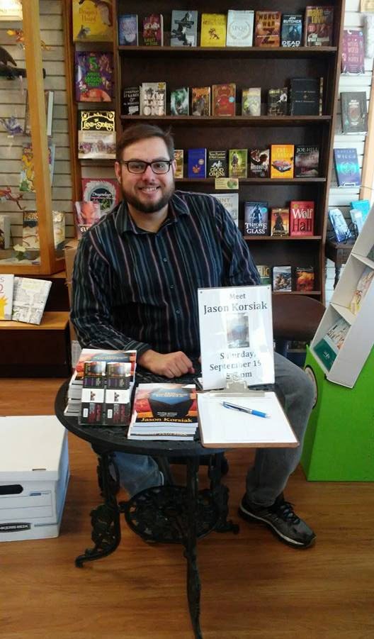Book Signing A