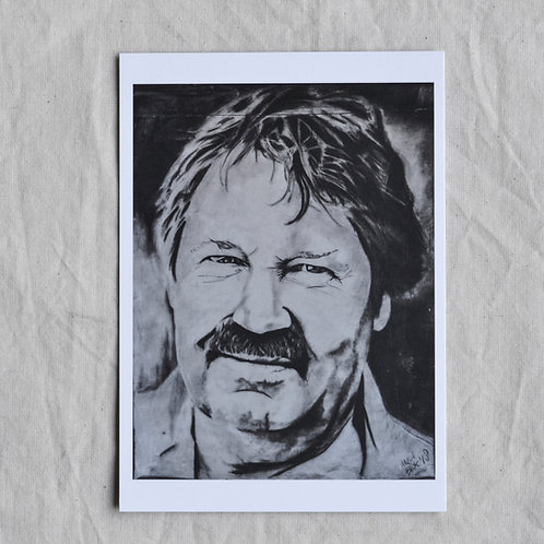 Kunstkaart Bennie