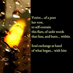 Unlit words