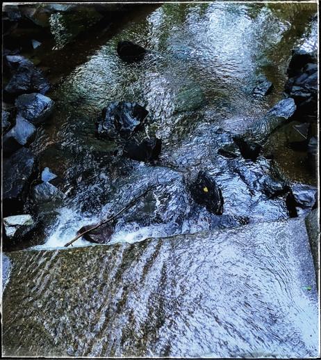 Writ... beneath the water