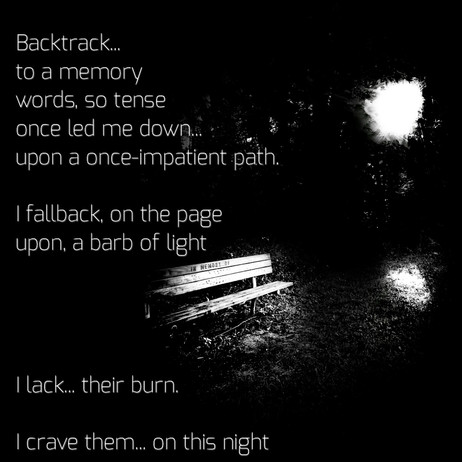 Backtrack...