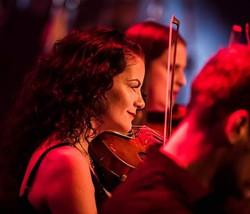 Violinista Débora Bohn