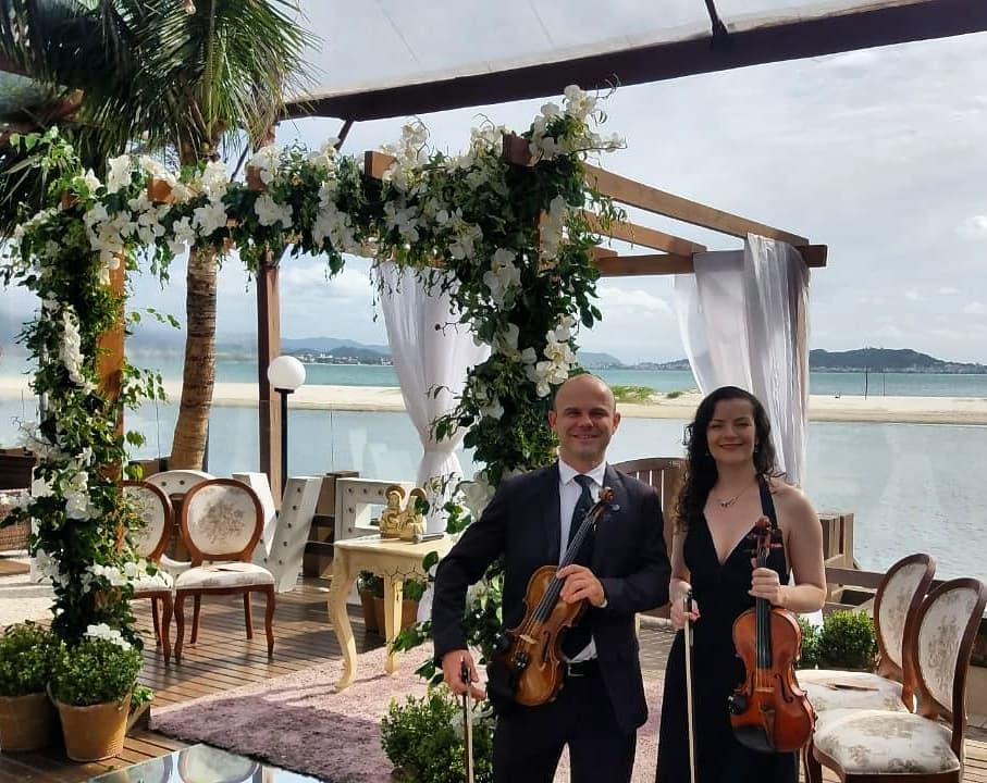 Violinistas