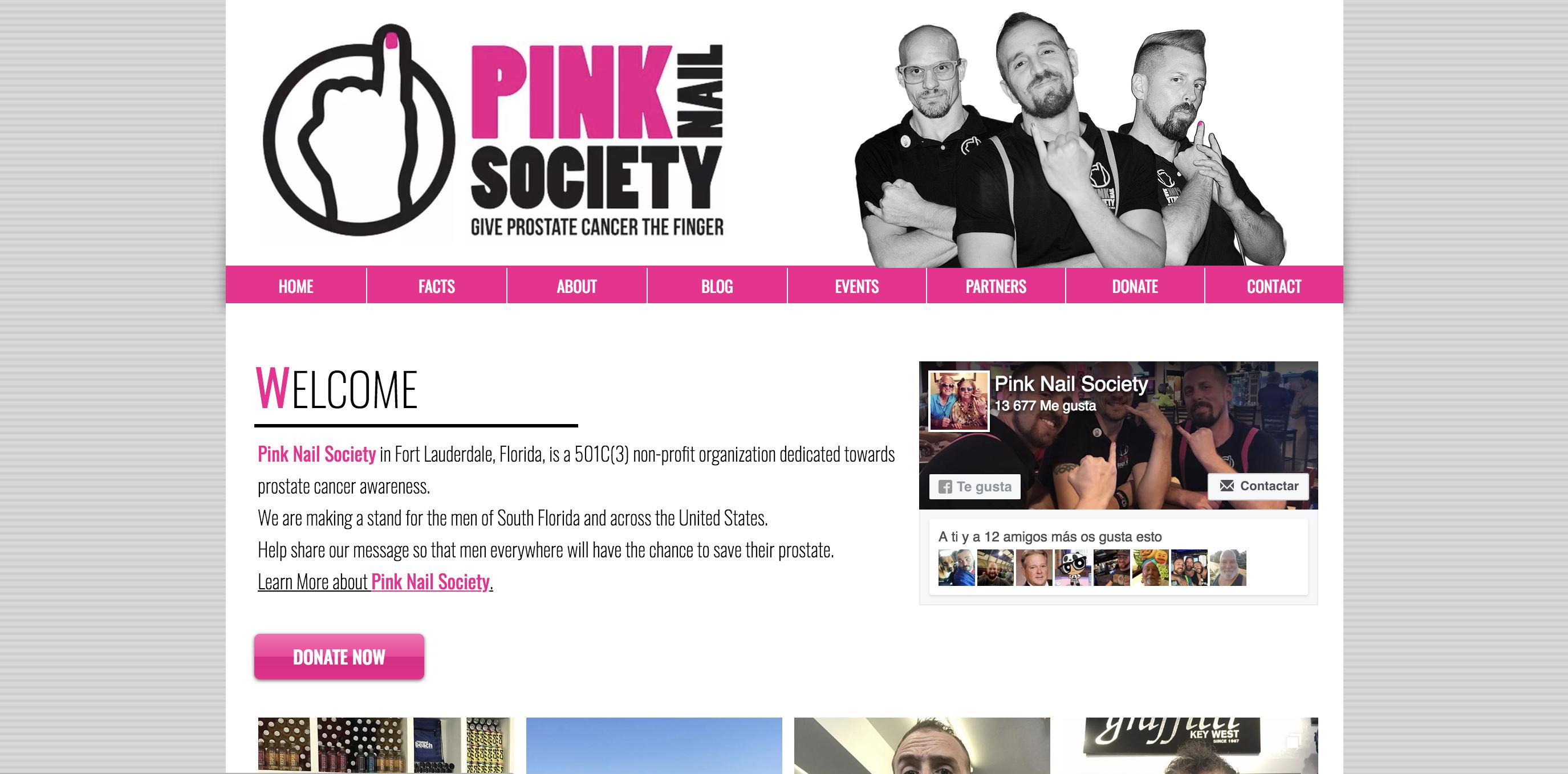 Pink Nail Society