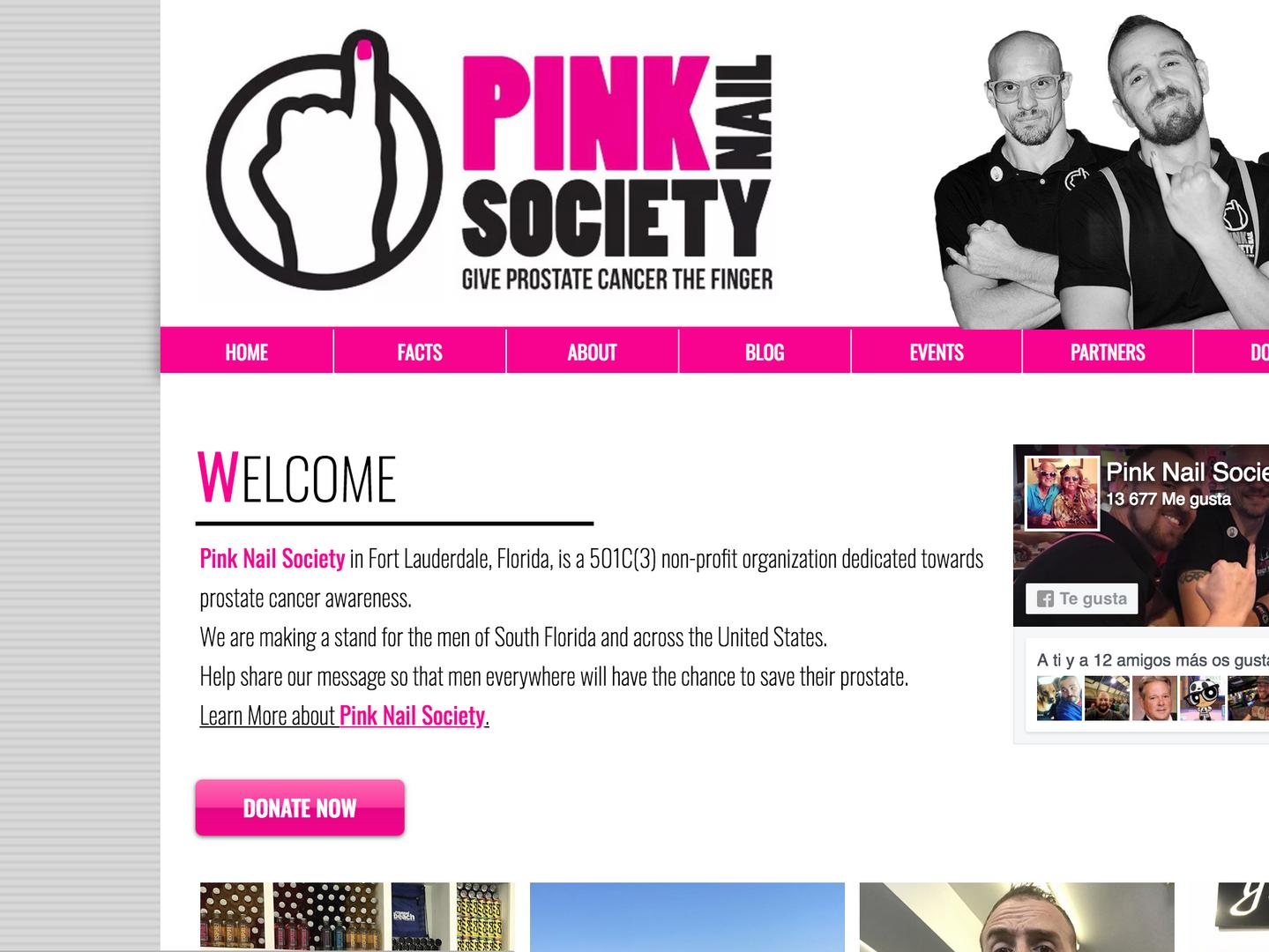 www.pinknailsociety.com