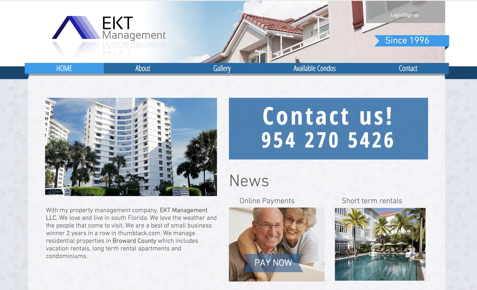 EKT Management