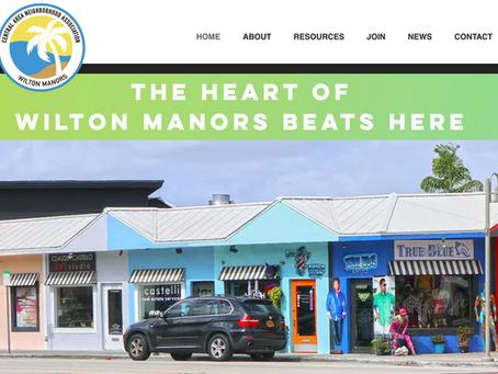 CANA's New Website