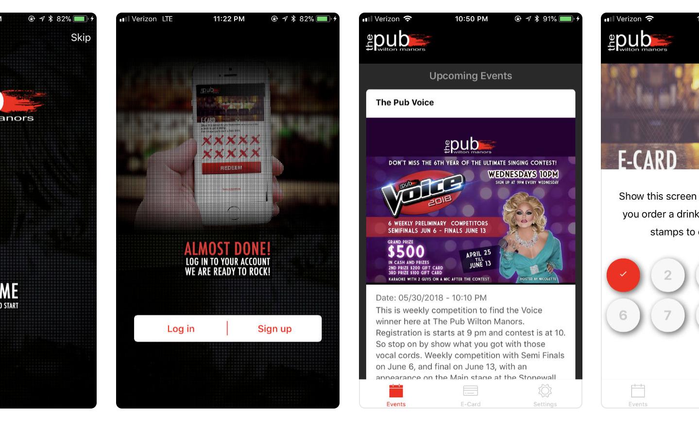 The Pub App