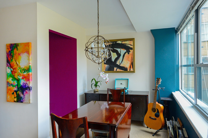 Dining Room and Kitchen Blend
