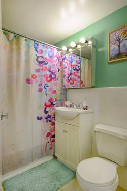 Bright Bathroom Update