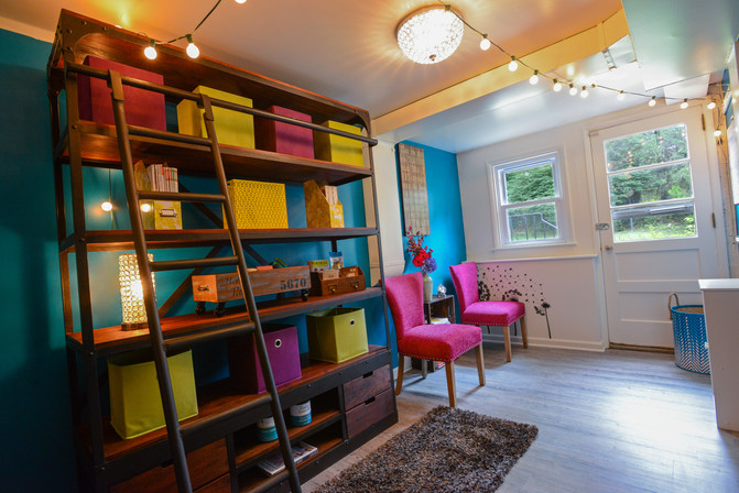 Whimiscal Craft Room