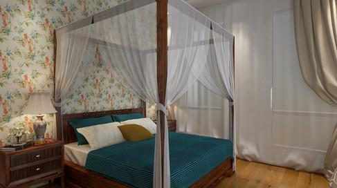 Nature Inspired Bedroom 2