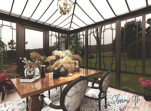 Bring the Outdoors Inside with a Garden Room