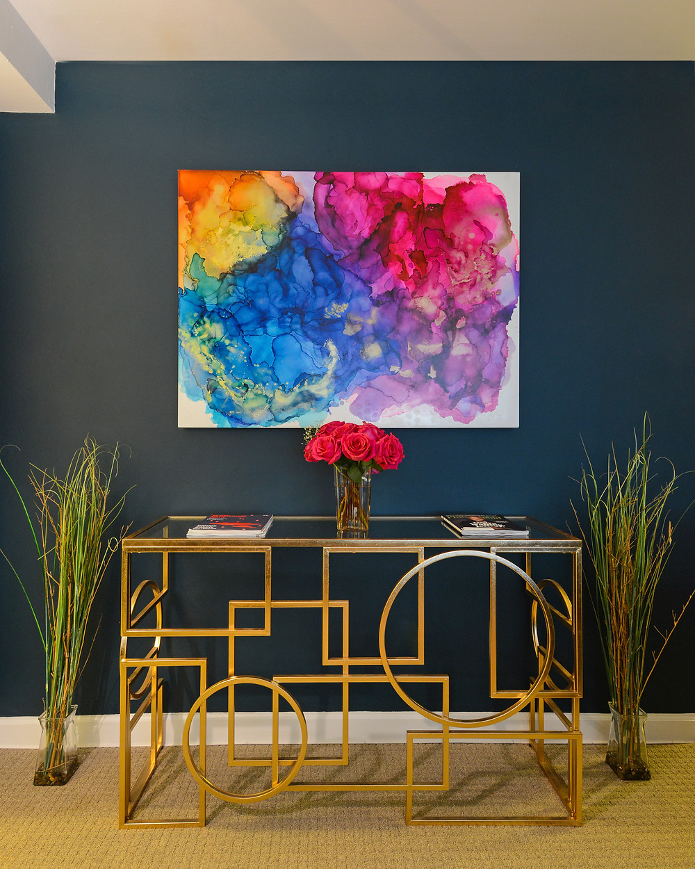 Entry by Sharon Otto Interiors
