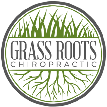 Grass Roots Chiropractic Logo