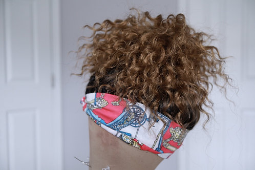 Fluffy Pony Wig - Loose Wave
