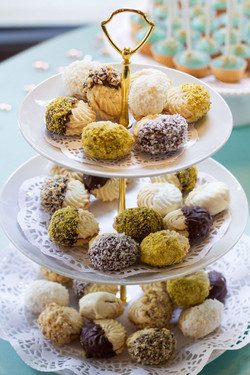 Petit Four Cookies