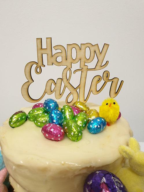 Easter topper