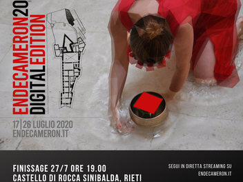 Endecameron 20 digital edition, il finissage