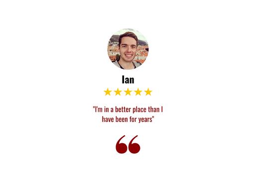 Ian Testimonial