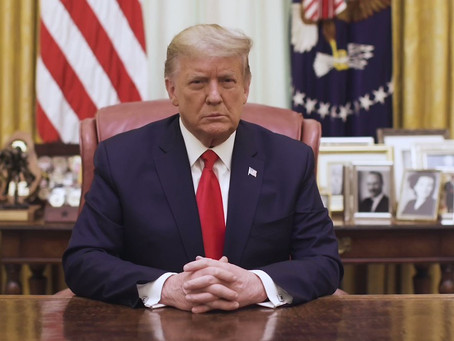 President Trump Issues a Statement Following Impeachment