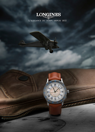 Hodinky Longines Lindbergh