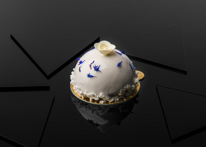 Fehér Wagner sütemény