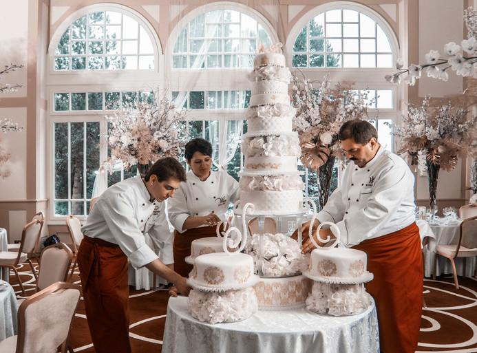 Wagner torta - Kempinski