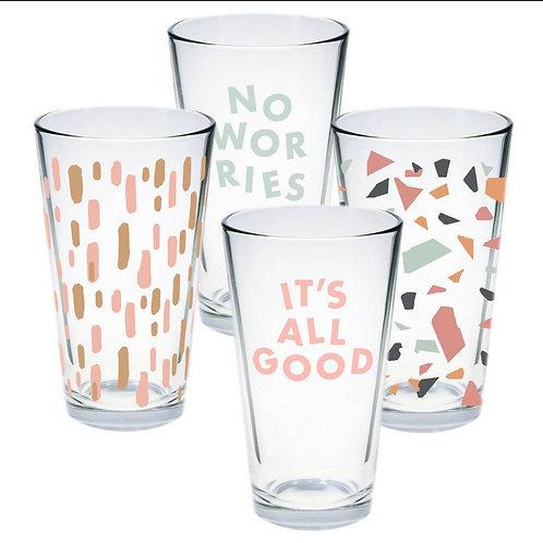 Pint Glass Set