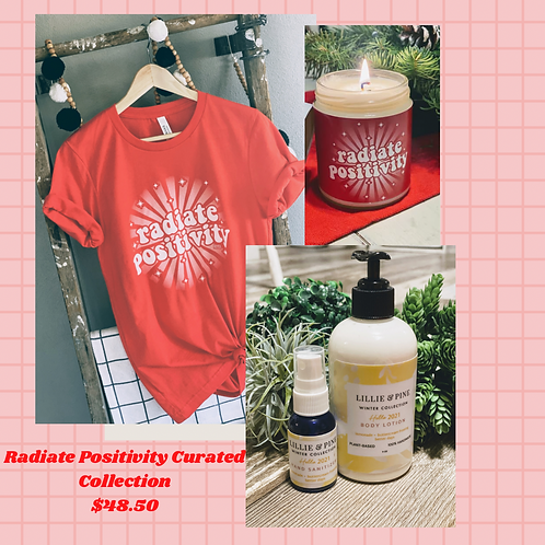 Radiate Positivity Curated Collection