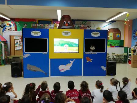 Cancionero isleño (actividad de Ed. Infantil para el día de Canarias)