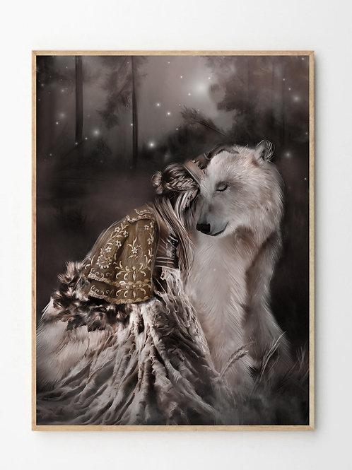 Kvitebjørn Kong Valemon / White Bear King Valemon