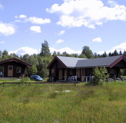 Hytte Sylen og Hytte Hjørntre