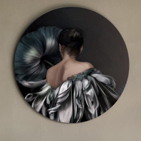 Blu - Circle Art