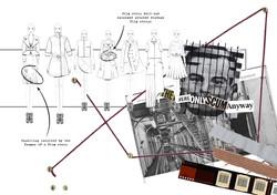 Initial design development cameo 1 Amy Brotherton Secondary Concept Design