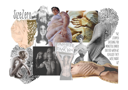 Amy Brotherton Size Zero Concept Moodboard