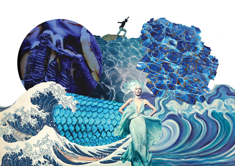 Amy Brotherton Fashion Moodboard Making Waves 2