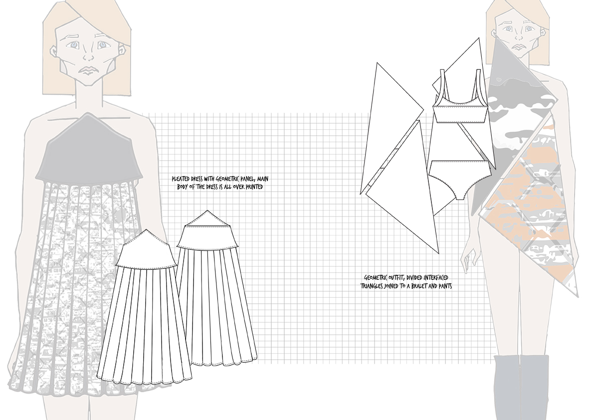 Graphics for Fashion Final Line up Flats 1 Amy Brotherton